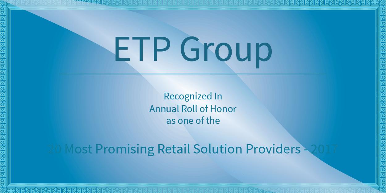 ETP CIO Review