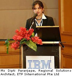ETP Participates in IBM Business Solution Day 2007