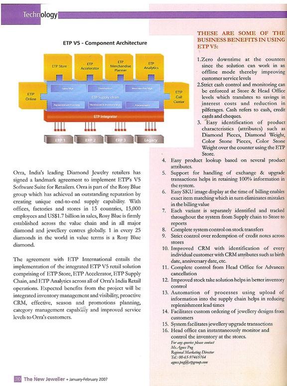 ETP Proactive Retail Solution1
