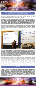 ETP Technology Insights Partner At Southeast Asia Retail Innovation & Technology Summit 2015
