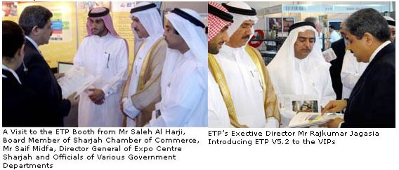 ETP V5.2 Launched in Retail Middle East Exhibition1