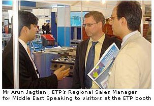 ETP V5.2 Launched in Retail Middle East Exhibition2