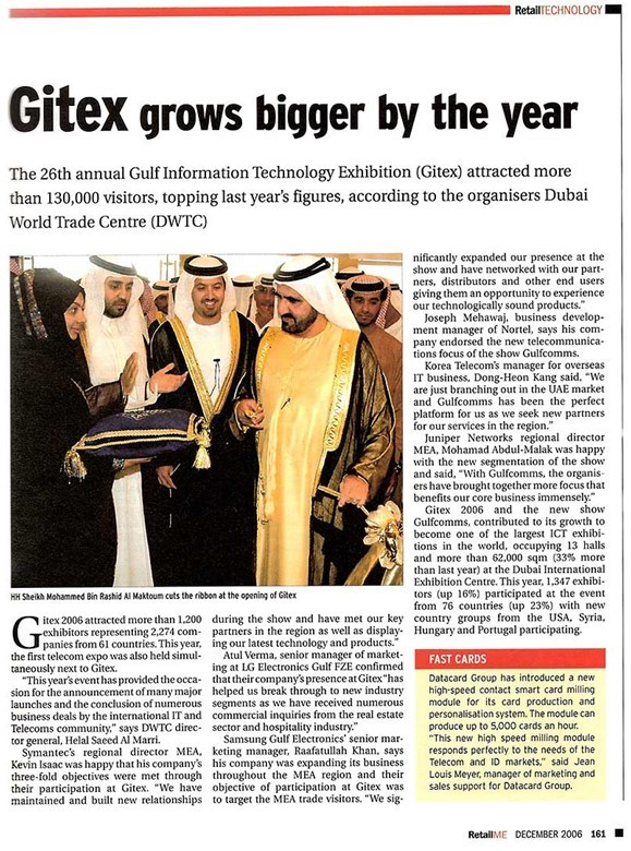 Gitex grows bigger by the Year