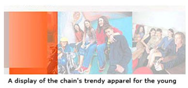 India's Perennial Youth Apparel Chain Chooses ETP V5.2
