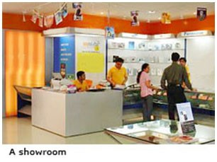 India's mobile retail chain connects with ETP V5.21