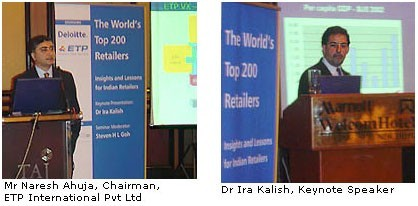 Leading Retailers In India Attend Seminar On The World's Top 200 Retailers - Insights and Lessons for India Retailers1