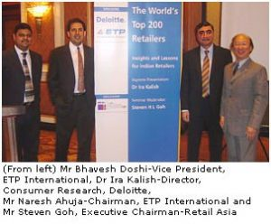 Leading Retailers In India Attend Seminar On The World's Top 200 Retailers - Insights And Lessons For India Retailers2