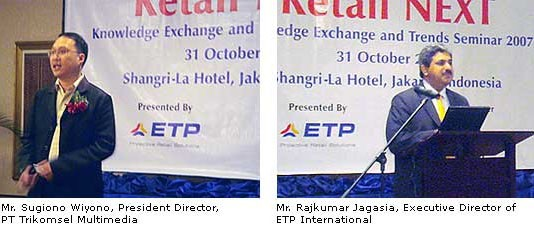 Retail NEXT Indonesia Attracts More Than 60 Leading Retailers (2007)1