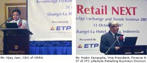 Retail NEXT Indonesia Attracts More Than 60 Leading Retailers (2007)2