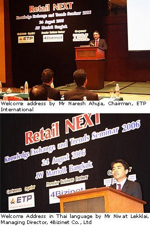 Retail-focused conference Retail NEXT draws close to 100 retailers in Thailand