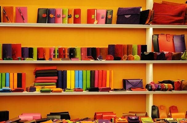 Books Colorful Colourful Shop