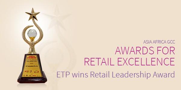 ETP Retail Award