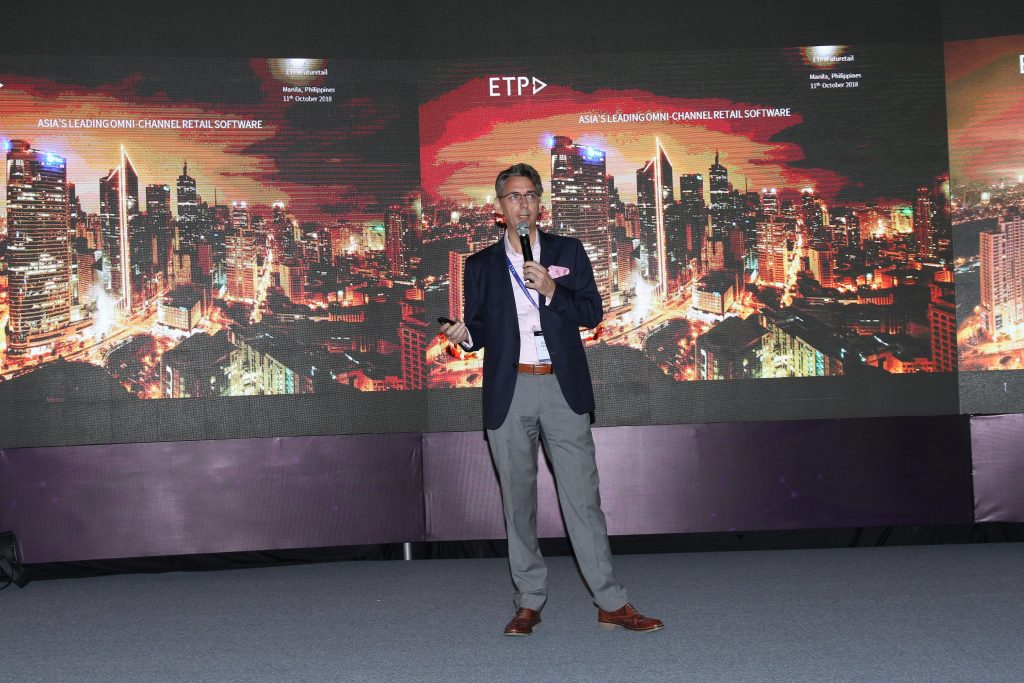 Stephen Dodgson, ETP Group