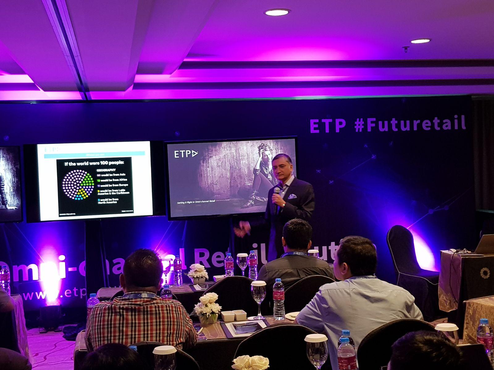 ETP #Futuretail bandung2